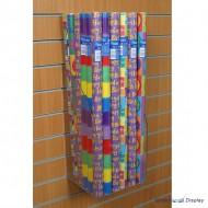 Acrylic Gift Wrap Roll Holder