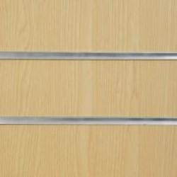 Ash slat panels