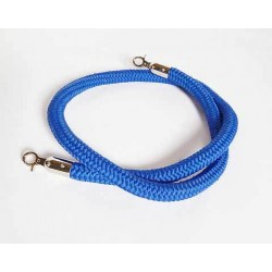 Barrier Rope 1000mm Blue