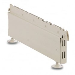 Base Leg for Retail Shelving Units - H160 mm