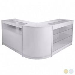 Corner Counter Combination