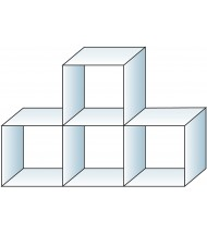 Glass Cube Display Accessories