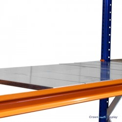 Metal Shelf 1350mm wide