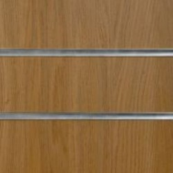 Oak Slat Panels
