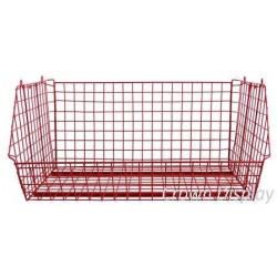 Red Storage Basket