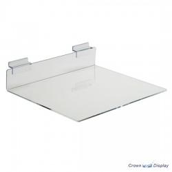 REDUCED Acrylic Flat Shelf