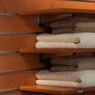 Slatwall Shelves 1200mm x 300mm (x8)