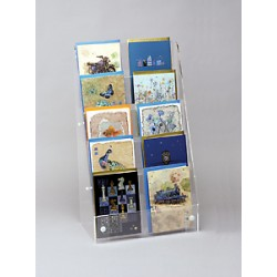 Standard card display - 5 Tier