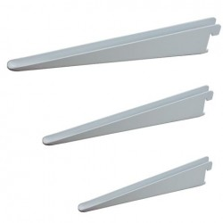 Twin Slot Shelf Brackets