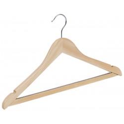 Wooden wishbone hanger