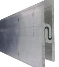 Aluminium Wall Battens